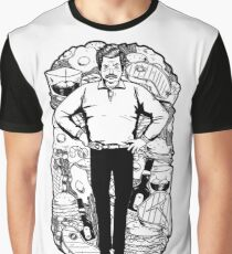 Ronald Ulysses Graphic T-Shirt