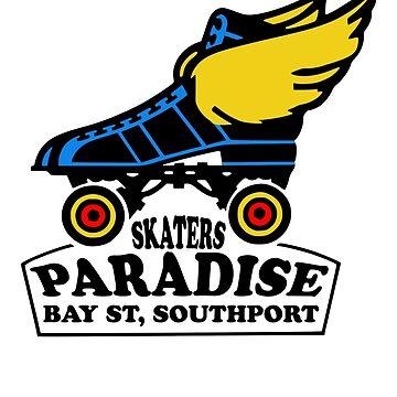 Skater's Paradise by GoldCoastRetro