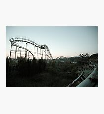 Nara Dreamland Screw Coaster Photographic Print