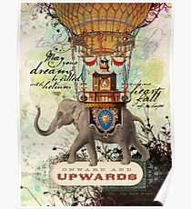 Onward and Upwards Poster