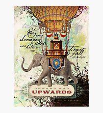 Onward and Upwards Photographic Print