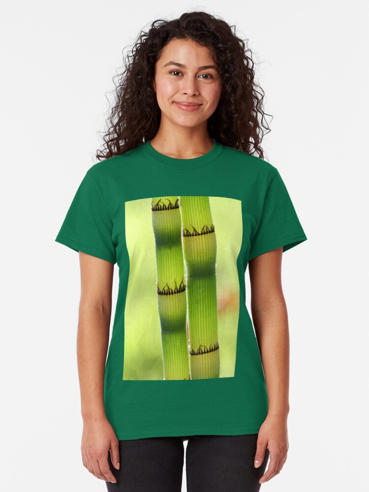 Alternate view of confidences vert tendre Classic T-Shirt