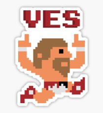Yes! Yes! Yes! Sticker