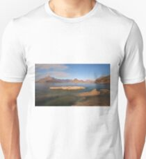Loch Scavaig And The Cuillins Unisex T-Shirt