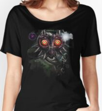Legend of Zelda Majora's Mask Dark Link Women's Relaxed Fit T-Shirt