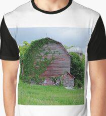 Pastoral Barn Graphic T-Shirt