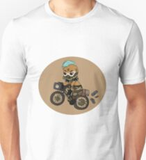 Barraza on a bike T-Shirt