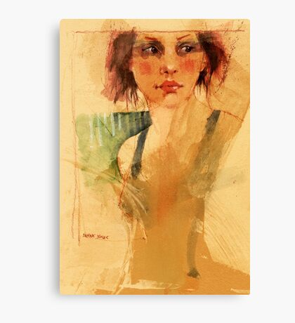remastered Canvas Print