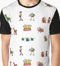 Toy Story Graphic T-Shirt