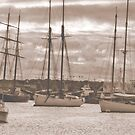 Sepia Day by phil decocco