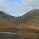 Loch Slapin and The Cuillins - Panorama by Maria Gaellman