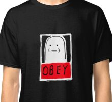 OBEY white Classic T-Shirt