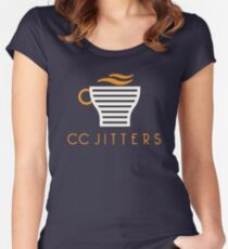 CC Jitters Women's Fitted Scoop T-Shirt