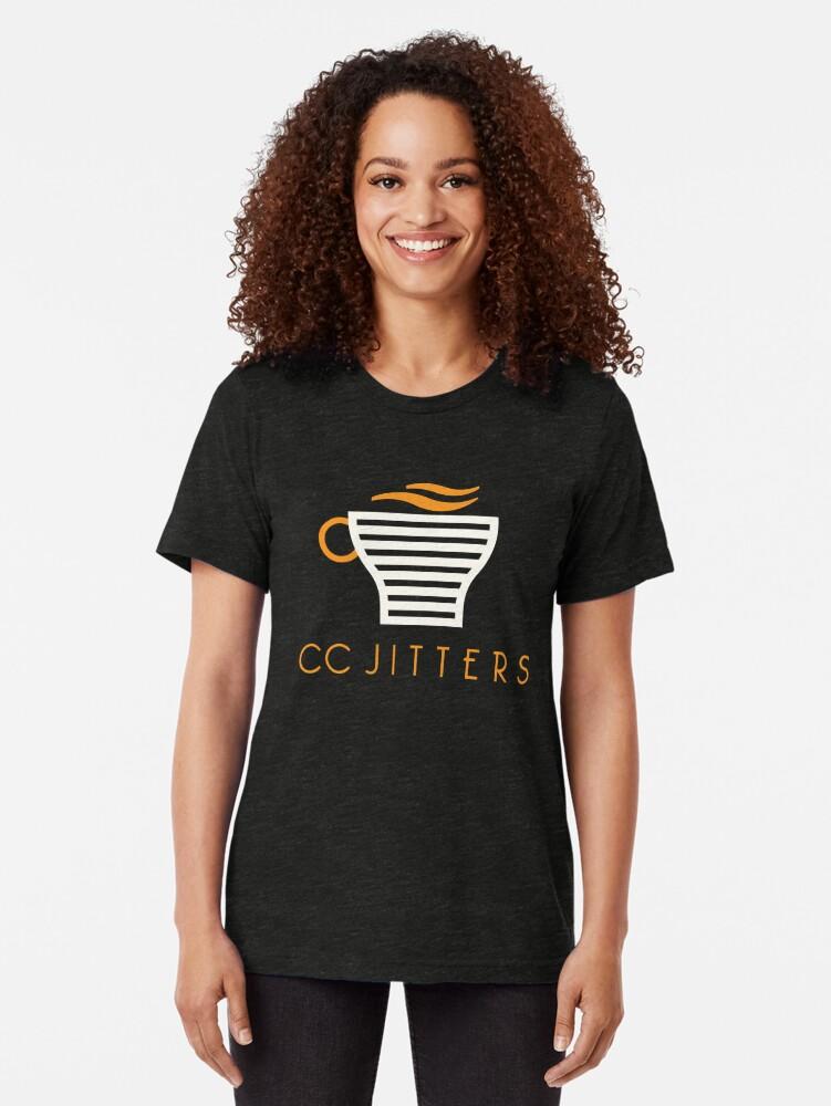Alternative Ansicht von CC Jitter Vintage T-Shirt