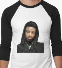 21 Savage Merch Men's Baseball ¾ T-Shirt