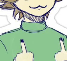 Rude Pidge Sticker