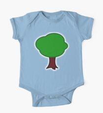 TREE, Cartoon One Piece - Short Sleeve