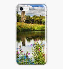 Wharram Percy iPhone Case/Skin