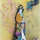 A little Bit of Japanese college Work by David M Scott