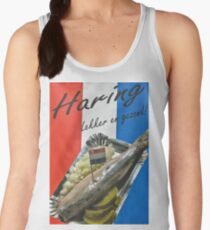 "Haring-  ""herring"" poster- Amsterdam Women's Tank Top"