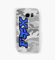 Fox Racing Samsung Galaxy Case/Skin