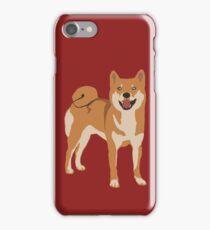 shiba inu iPhone Case/Skin