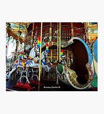 Venetian Carousel Photographic Print