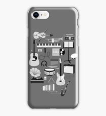 Music Things iPhone Case/Skin