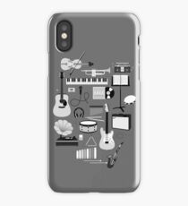 Music Things iPhone Case