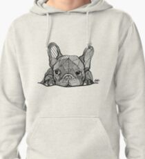 French Bulldog Puppy Pullover Hoodie