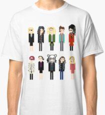 Pixel Clones - 10 Classic T-Shirt