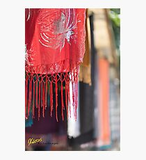 Pashmina Photographic Print