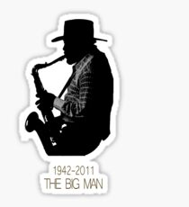The Big Man Sticker