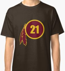 Sean Taylor Redskins Logo Classic T-Shirt