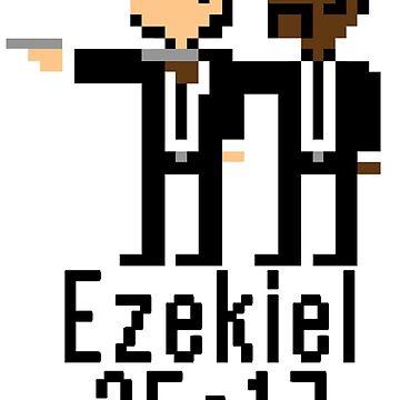 Ezekiel 25:17 von MrRed