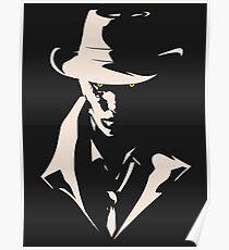 Valentine Noir Poster