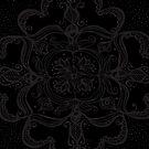 Dark Side Mandala by katherinepaulin