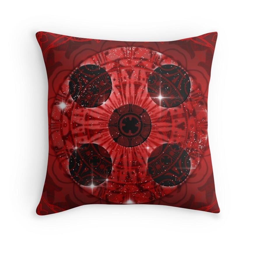 Miraculous Ladybug Throw Pillows Redbubble