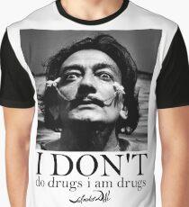 SALVADOR DALI Graphic T-Shirt