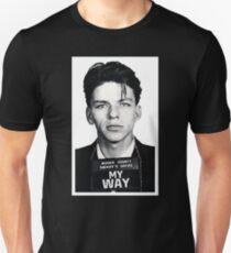Mugshot My Way Unisex T-Shirt