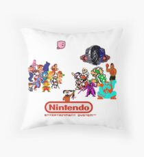 NES Classic Throw Pillow