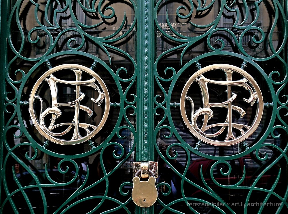iron beauty by terezadelpilar ~ art & architecture