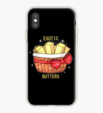 FNAF Exotic Butters iPhone Case