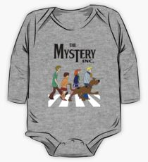 Scooby Doo Abbey Road One Piece - Long Sleeve
