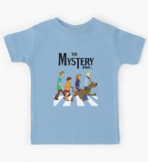Scooby Doo Abbey Road Kids Tee