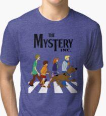 Scooby Doo Abbey Road Tri-blend T-Shirt