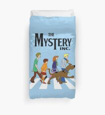 Scooby Doo Abbey Road Duvet Cover