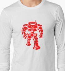 Manbot - Red T-Shirt