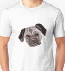 Pug - Cut Out T-Shirt