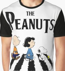 Peanuts Abbey Road Graphic T-Shirt